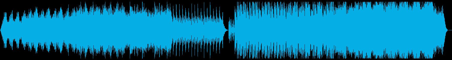 ジャパニーズホラー,サスペンス風切ないの再生済みの波形