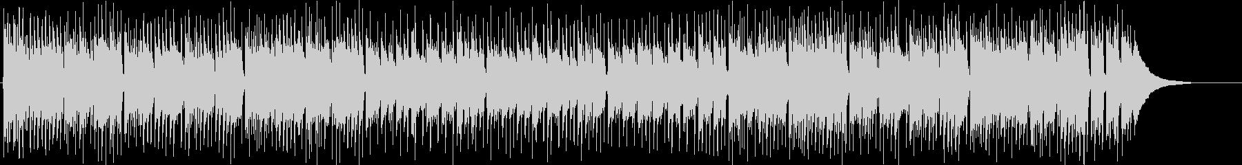 アコギ 生演奏 楽しい アイリッシュの未再生の波形