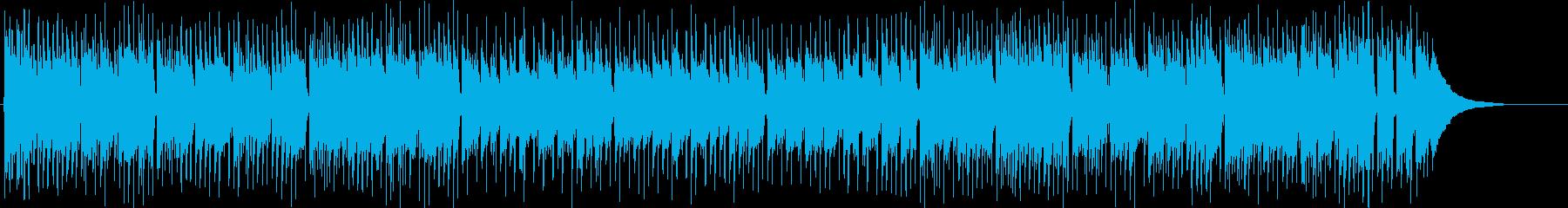 アコギ 生演奏 楽しい アイリッシュの再生済みの波形