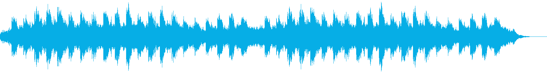 ジブリアニメ風_子供_キラキラ_水平線の再生済みの波形