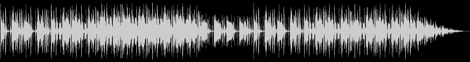 リラックス/R&B_No527の未再生の波形