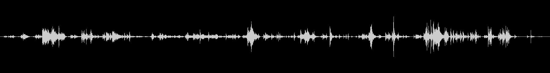 メタル チェーンクラシックハンドリ...の未再生の波形