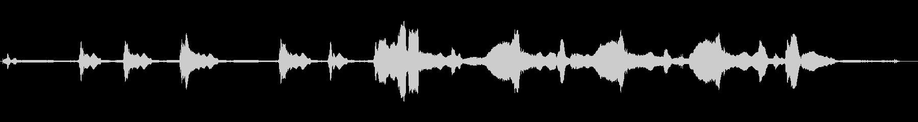 シビックオンボード-エンジン、スタ...の未再生の波形