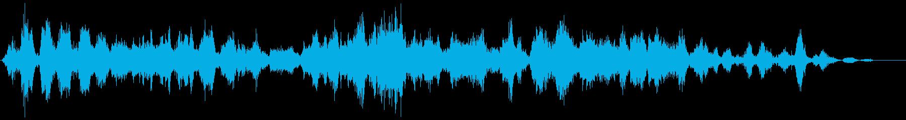 スモールスタジオオーディエンス:中...の再生済みの波形