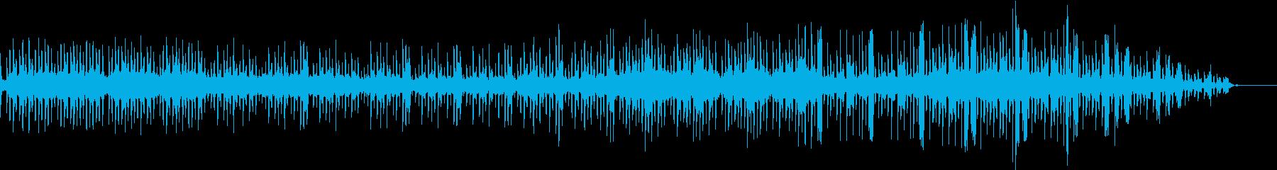 キラキラヒーリング☆山奥の神秘的な湖にての再生済みの波形