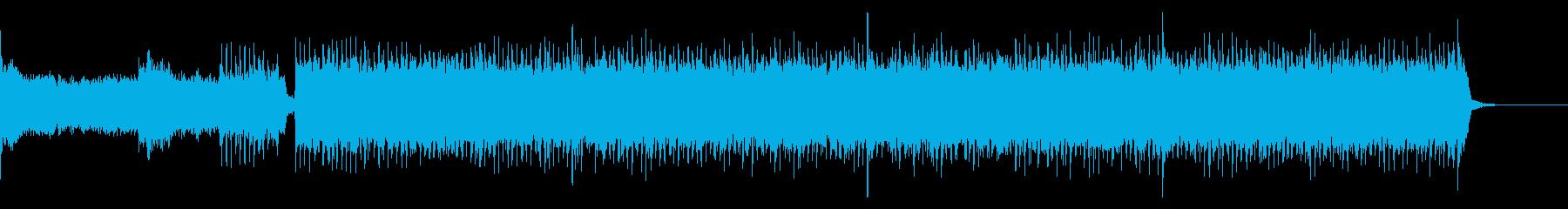 緊迫ボス戦闘シーンC  シンプルの再生済みの波形