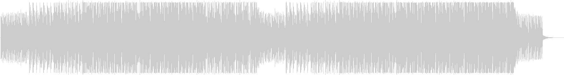 Refreshing and stylish corporate BGM's unreproduced waveform