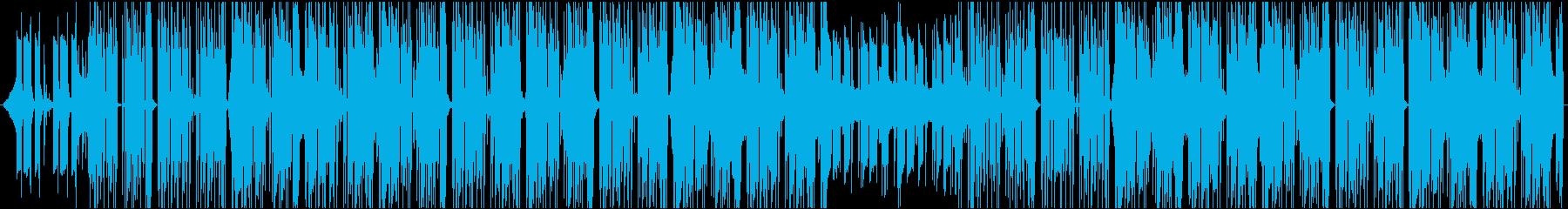 トラップ ヒップホップ ギャングラ...の再生済みの波形
