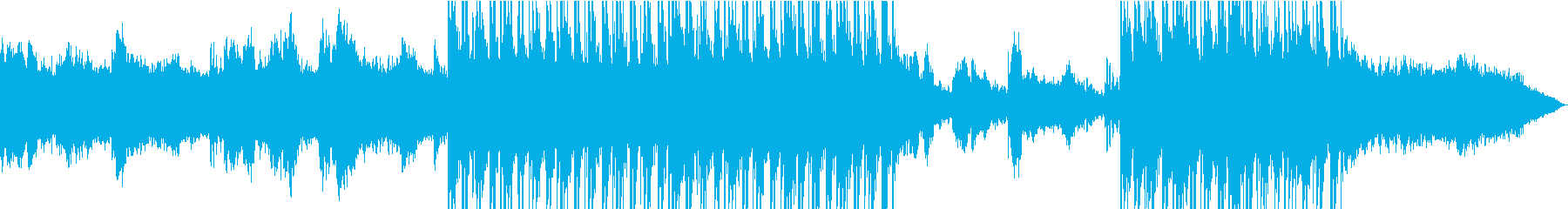 神秘的でアンビエントなエスニックサウンドの再生済みの波形