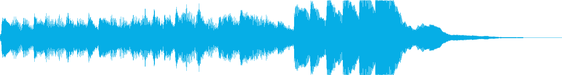 Cute jingle of xylophone and music box's reproduced waveform