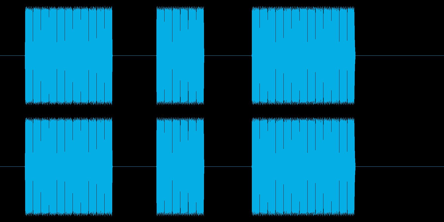 【NES RPG02-10(メッセージ)の再生済みの波形
