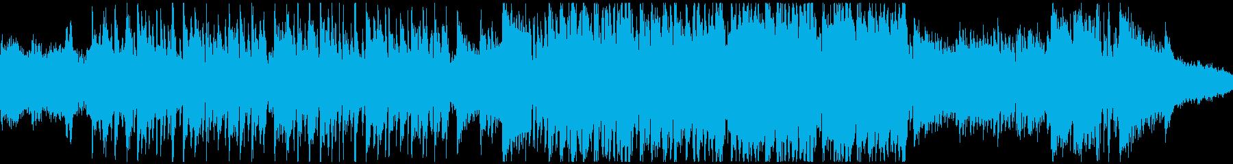 怪しいメルヘン造語歌(ループ)の再生済みの波形