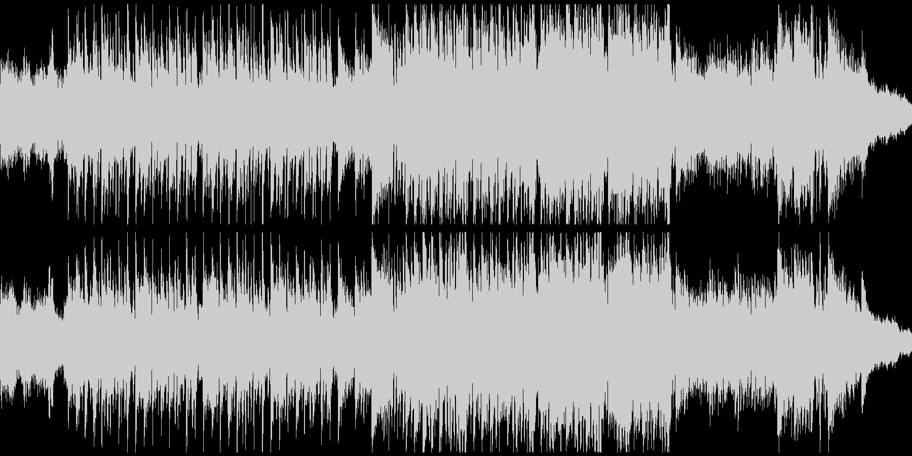怪しいメルヘン造語歌(ループ)の未再生の波形