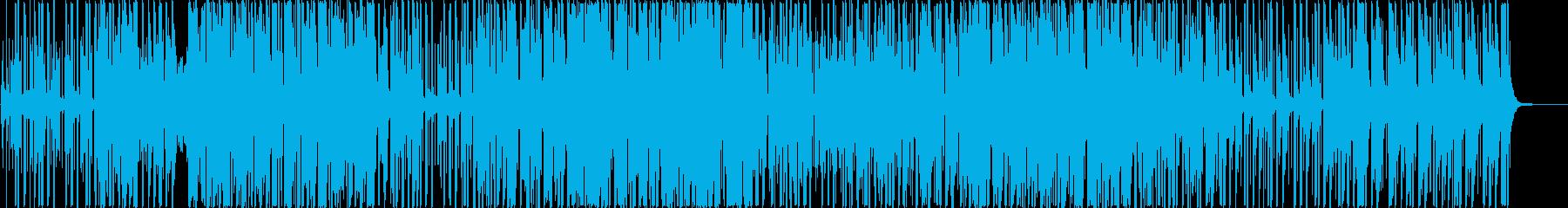「쏱oison」は、カリフォルニア...の再生済みの波形