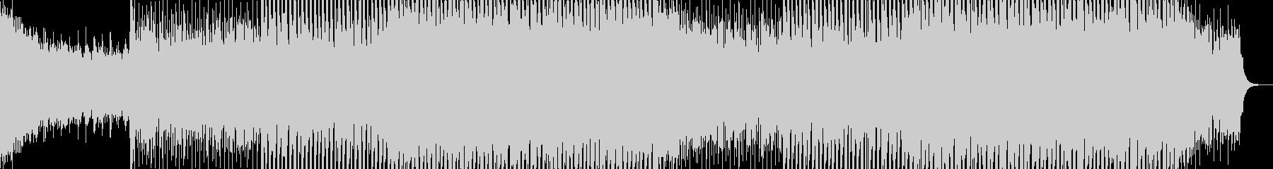 EDMクラブ系ダンスミュージック-105の未再生の波形