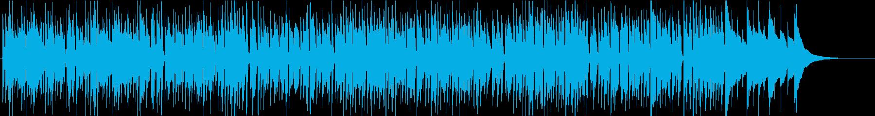 ジングルベル アコギ ボサノバの再生済みの波形