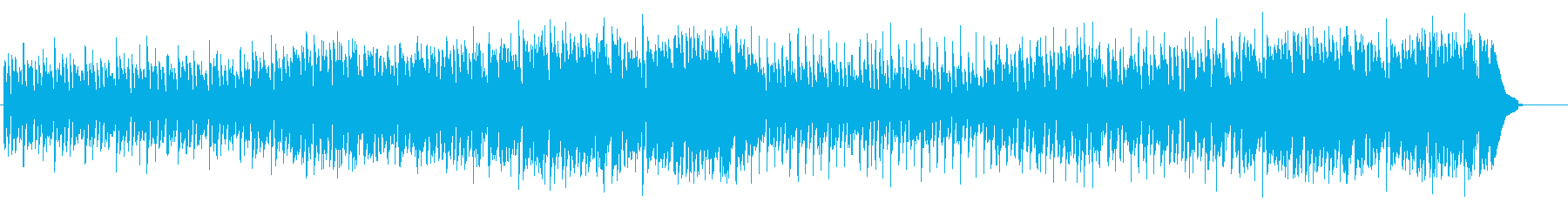 ウクレレ・エネルギッシュ・ポジティブの再生済みの波形