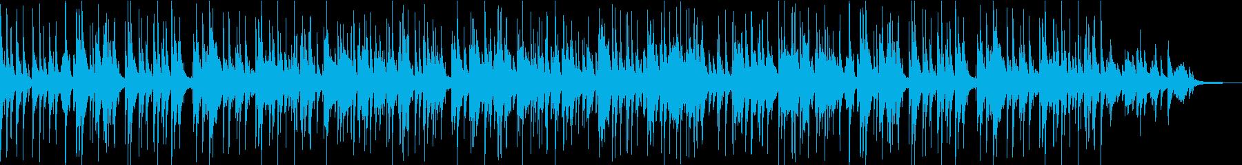 まきびとひつじを(ジャズアレンジ)の再生済みの波形