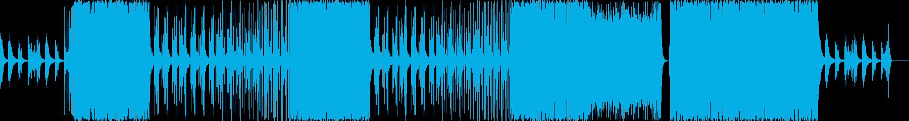 映画エンディング風/ピアノ/オーケストラの再生済みの波形