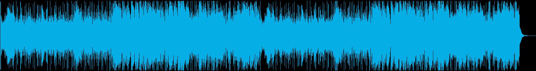 ロマの切ないワルツの再生済みの波形