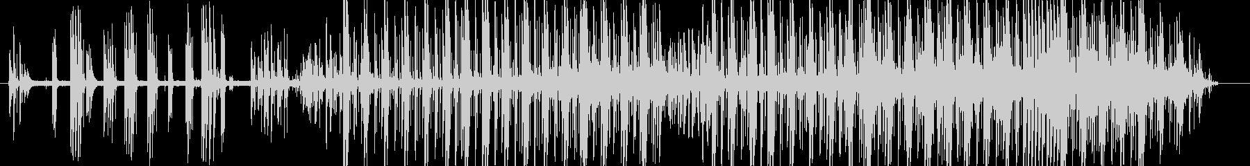 kaf の未再生の波形