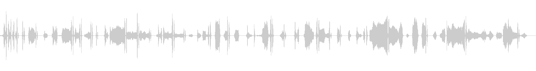 """Uen"" 8-year-old girl crying's unreproduced waveform"