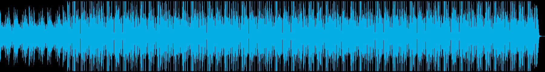 パーティー気分!!3(爽快ブルース)の再生済みの波形