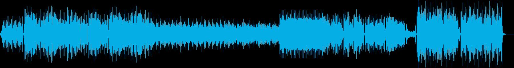 フェスオープニング/EDM・ダブステップの再生済みの波形