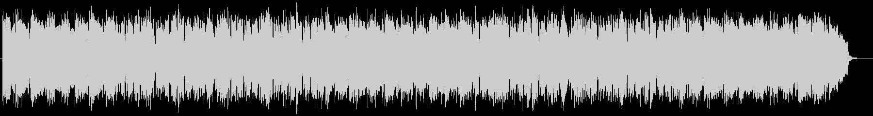 クラシカルで軽やかなピアノサウンドの未再生の波形