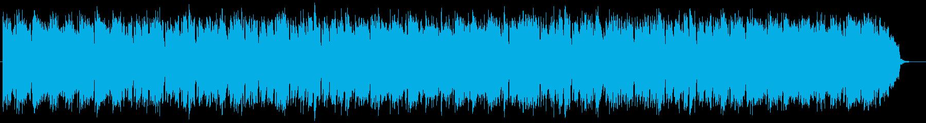 クラシカルで軽やかなピアノサウンドの再生済みの波形