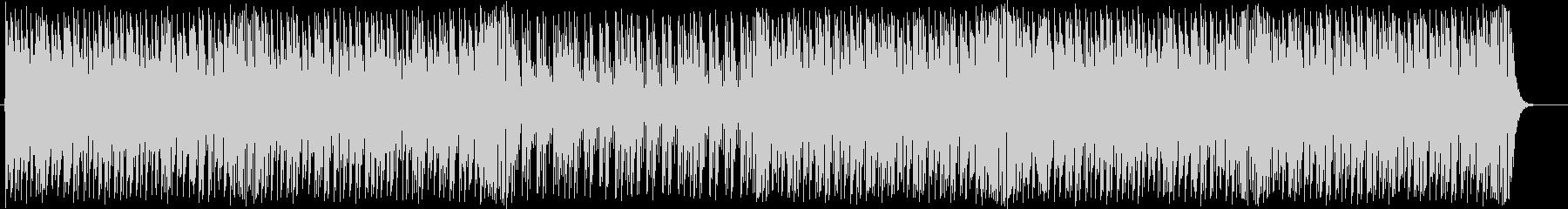 和風◆荒々しい太鼓の和な打楽器インストの未再生の波形