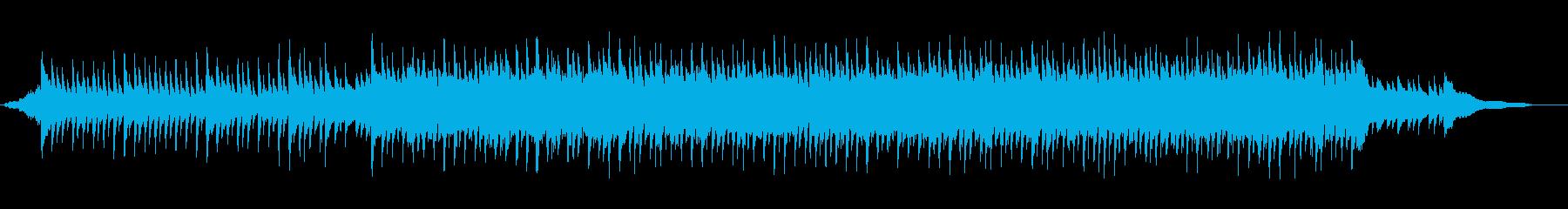 企業VP1-2/爽やか/ピアノ/結婚式の再生済みの波形
