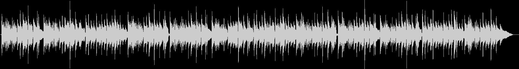 ベートーヴェン第9 アコギ独奏 喜びの歌の未再生の波形