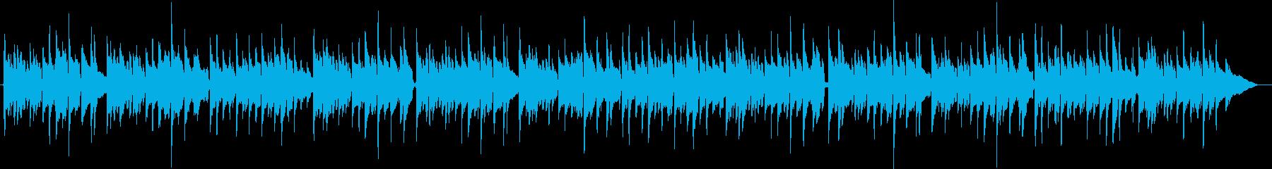 ベートーヴェン第9 アコギ独奏 喜びの歌の再生済みの波形