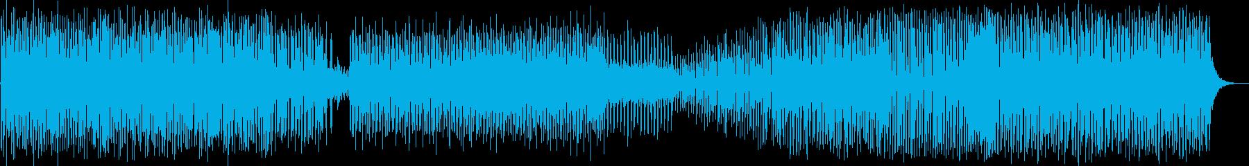 遅いトランス。の再生済みの波形
