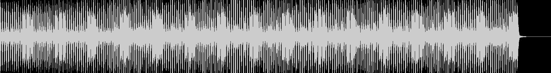 楽しい アコギ・手拍子・ピアノの未再生の波形