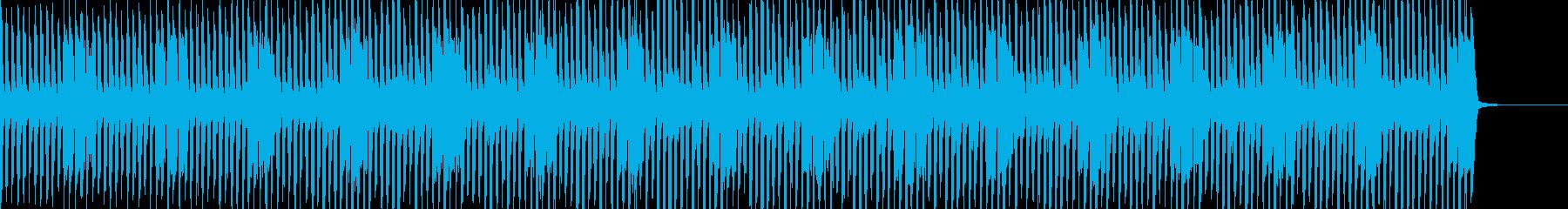 楽しい アコギ・手拍子・ピアノの再生済みの波形