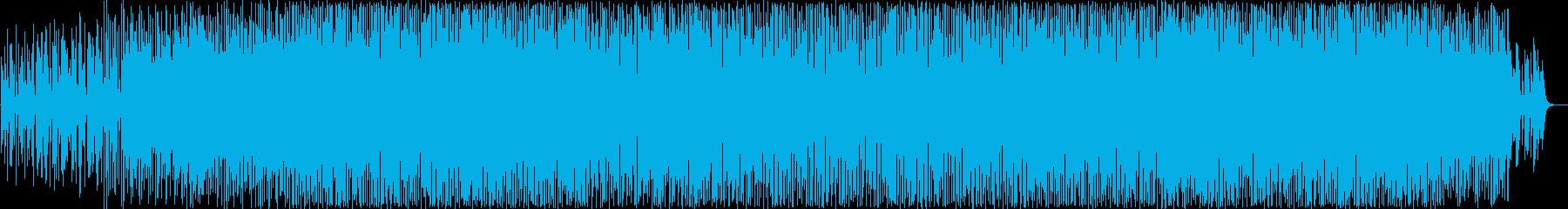 動画 サスペンス アクション ファ...の再生済みの波形