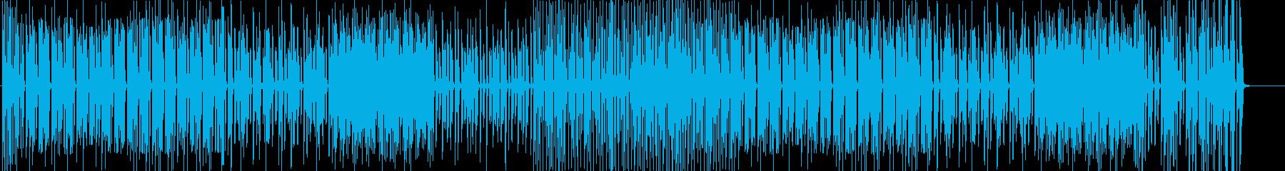 のんびり-料理・日常=ピアノ・リコーダーの再生済みの波形