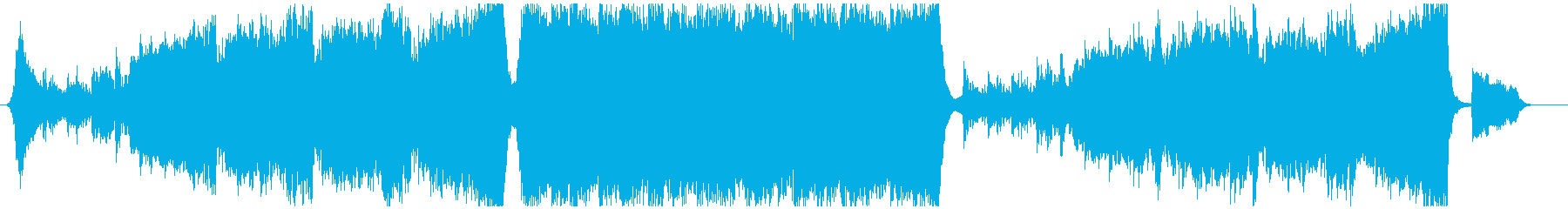 Trumpet Epic with a sense of ending's reproduced waveform