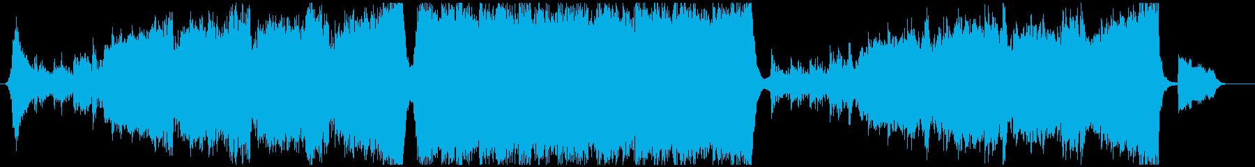 Enthusiasmの再生済みの波形