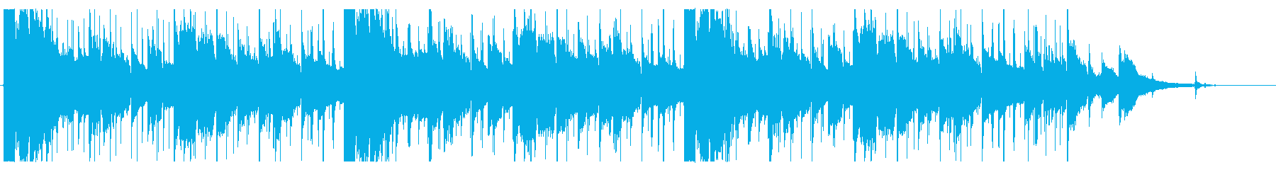 チル、ネオソウル、映像向けの再生済みの波形