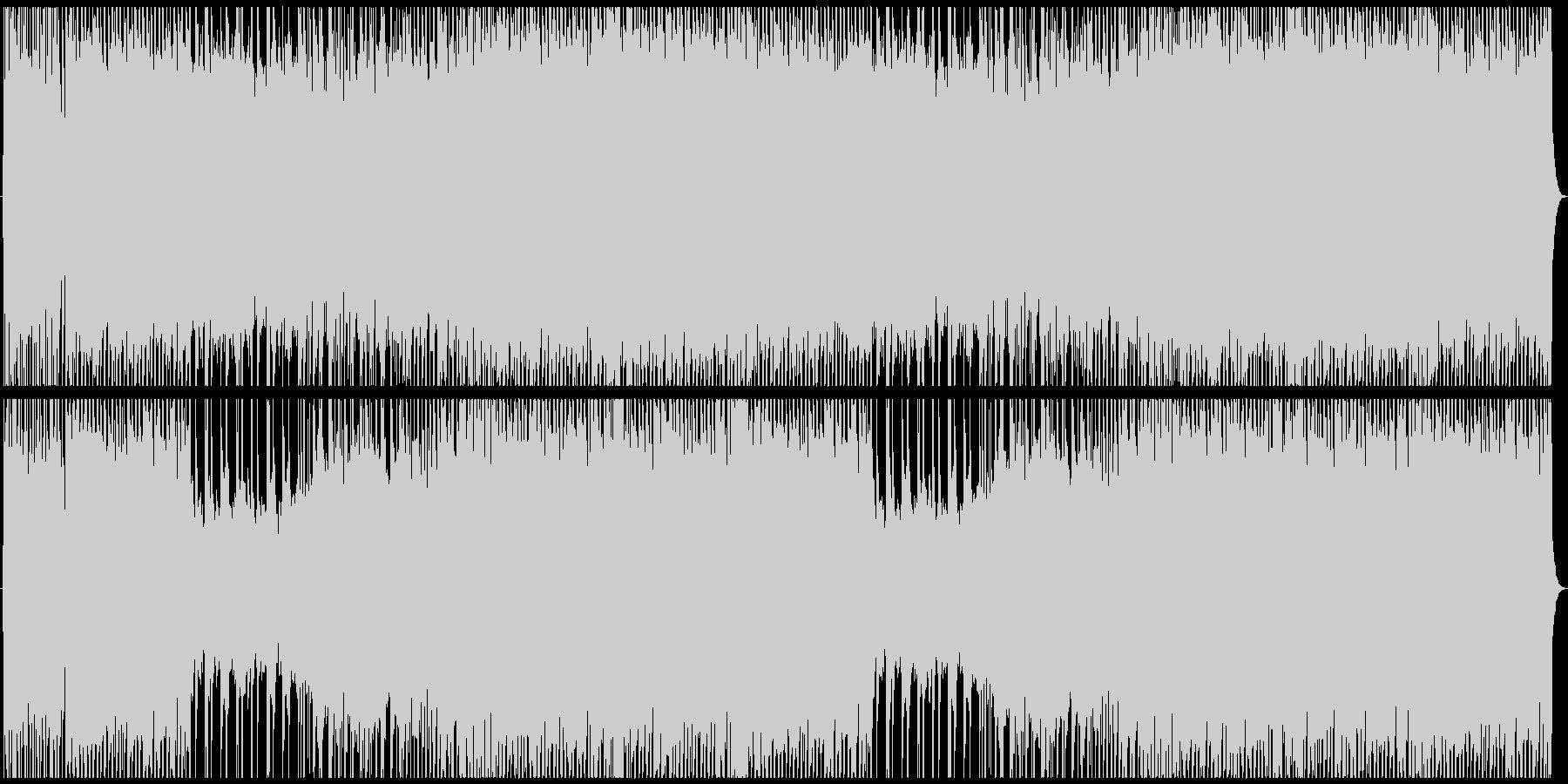 尺八が奏でる和風ロック!の未再生の波形