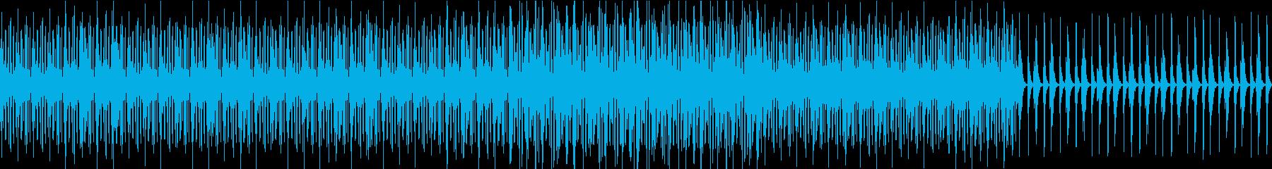 おだやか/アンビエント/展示会/アトリエの再生済みの波形