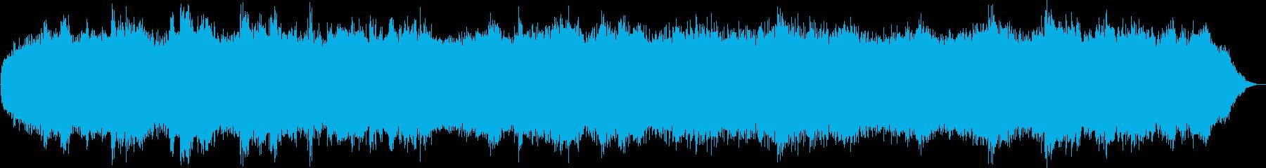 ドローン アフタースイーパーハイ02の再生済みの波形