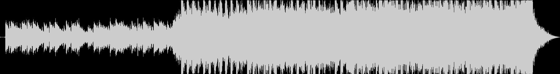 現代的 交響曲 エレクトロ ダブス...の未再生の波形