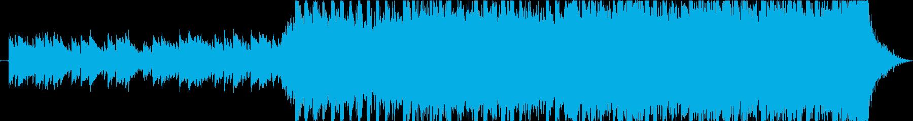 現代的 交響曲 エレクトロ ダブス...の再生済みの波形
