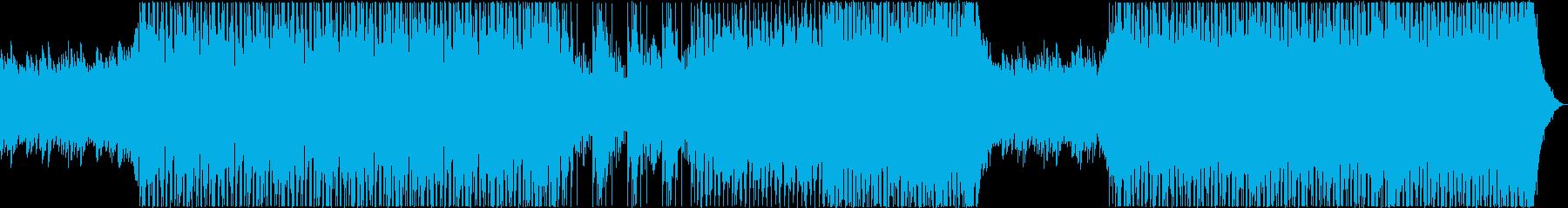 いえ サスペンス 技術的な 感情的...の再生済みの波形
