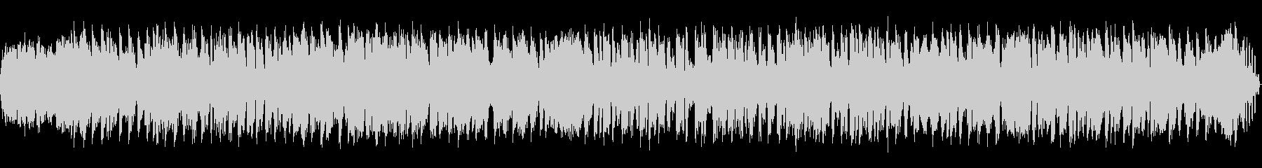スクラッチグルーブ2の未再生の波形