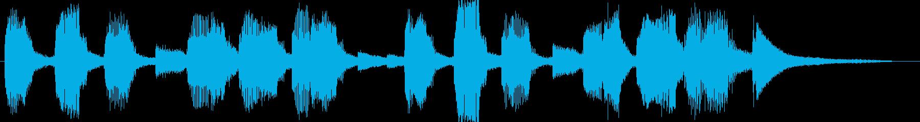 象/動物/コミカル/のんき/のっそりの再生済みの波形